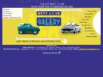 Galaxy Rent A Car in Rhodes island, Greece Car Rental in Rhodos