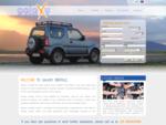 Galaxy Car and moto rentals at Samos