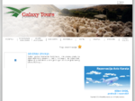Turistička agencija Galaxy tours - Pocetna