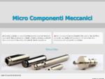 GALC Microcomponenti Meccanici