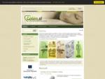 Spletna trgovina za maserje in terapevte - Galen. si