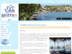 Taverna Galera - Traditional Greek restaurant