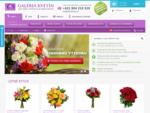 Kvetinárstvo, donáška kvetov a vína, svadobná výzdoba