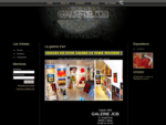 Galerie JCB Galerie d'art Colmar - exposition de tableaux - artistes peintres