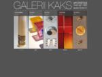 Galerii Kaks | Koht Tallinnas, kus on koos keraamika, klaas, ehted ja tekstiil Eesti ...