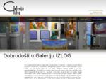 Umetnička Galerija Izlog - Subotica - Prodaja umetničkih dela