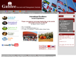 Galilee International Management Institute - Home