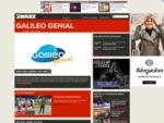 Galileo genial, das junge Wissensmagazin - ProSieben MAXX