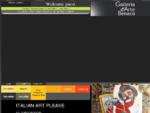 GALLERIA d'arte Benaco a Bardolino Italy - Vendita opere