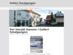 Galleri Smalgangen | Keramikk og kunstgalleri i à…sgårdstrand