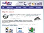 Etiquetas Adesivas - Gama Print