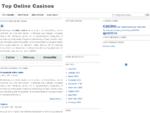 Top Casino | Online Καζίνο