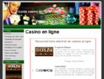 Comparateur des casinos en ligne - Jouez dans les meilleurs casinos - Gambling-2. fr