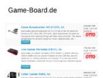 game board. de Game Board