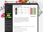 Портал про азартные игры, обзоры интернет казино, покер румов, азартных игр и игровых автоматов