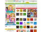 משחקים, משחקי אונליין, משחקים ברשת, משחקי רשת - Games4play