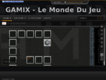 Accueil - Gamix