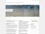Spielfeldmarkierungen | Markierungsarbeiten | Markierungen Sporthalle | Markierungen Turnhalle |
