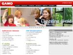 GAMO a. s. | Informačné technológie
