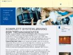 Elektronisk låssystem garderobeskap, adgangskontroll, kontantløs betaling for treningssenter