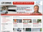 Sabban Garagen Tore Antriebe GmbH Heinbockel Garagentore, Industrietore, Insektenschutz, ...