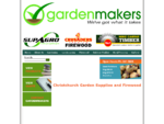 Christchurch Garden Supplies and Firewood - Gardenmakers