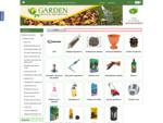 OFERTA - P. P. H. U. quot;Gardenquot; artykuły ogrodnicze, karmniki, drabiny, opryskiwacze, nasi