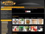 GardenService - Είδη Κήπου - γλάστρες - γλαστροθήκες - ξύλινες κατασκευές - συντριβάνια - είδη ...