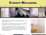 Gardin-Hellberg | Gardiner och Gardinuppsättning i Uppsala