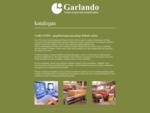 Garlando - populiariausi pasaulyje futbolo stalai! stalo futbolas
