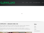GARNILAND. sk - výroba montáž garniží