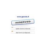 Garzola Web Site