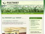 POSTWIRT Steyr-Gleink