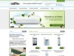 Gastro, točilne naprave d. o. o. je podjetje, ki zastopa, trži, montira in servisira klimatske,