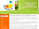 Catering Łódź - Catering dietetyczny dla przedszkoli i szpitali - Gastro Serwis Sp. z o. o.