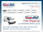 Welding Equipment Ireland | Welding Supplies Dublin | Gas-Weld Ltd Online