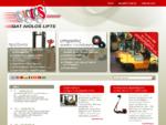 Ανυψωτικά μηχανήματα Κλάρκ | GAT Aiolos Lifts