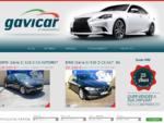 Gavicar - Carros Usados, Carros Baratos, Stands Anadia