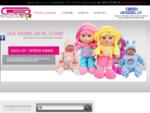 Gazelo Toys - importer zabawek, zabawki, importer, hurtownia zabawek, zabawki pluszowe, maskotk