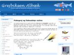 Billigt Fiskegrej Fiskeudstyr Online - Din fisketur starter hos Grejbiksen Albæk! Fiskegrej | Kø