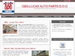 GBG Lucas Auto Delovi - Karoserijski delovi za sve automobile | www. gbg-lucas. rs