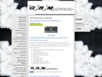 G. B. M. ELETTROTECNICA I nostri elettricisti sono a Vostra disposizione per interventi di - ...