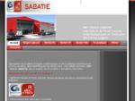 Accueil - GBV TRUCK SABATIE Spécialiste pièces détachées camions, poids lourds, remorques, véhicu