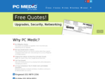 Computer Repairs Melbourne, PC Medic Laptop Desktop, Virus Removal