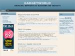 GadgetWorld - artikler, nyheder og blogging om gadgets