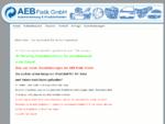 Autoverwertung, Autoteile, Ersatzteile   AEB Fistik