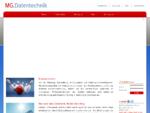MG-Datentechnik GmbH - Ihr Partner für innovative IT-Lösungen