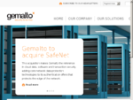 Gemalto                          World leader in Digital Security