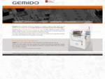 gemido, machines a serigraphier, produits electroniques, cadre de vague