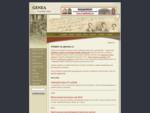 Genea - genealogie, stránky o genealogii